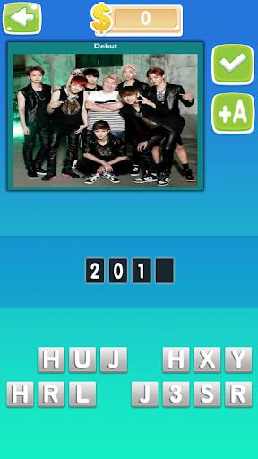 BTS Games ud83dude0d BTS Quiz Trivia for ARMY 2020 0.1 screenshots 2
