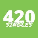 420 Singles icon