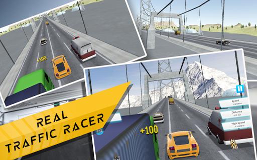 Heavy Traffic Racing 3D apktram screenshots 6