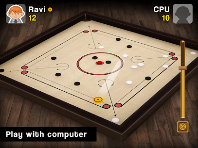 Carrom Multiplayer – 3D Carrom Board Game 2