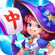 Mahjong Tour: witch tales