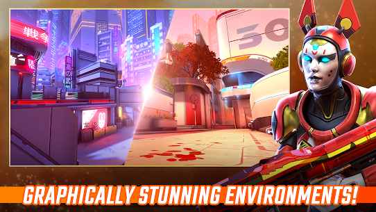 Shadowgun War Games – Online PvP FPS Apk Download For Android and Iphone 7