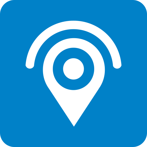 Family Locator and Monitor - TrackView Icon