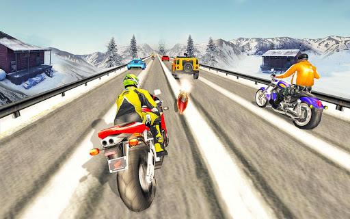Bike Attack Race : Highway Tricky Stunt Rider 5.1.03 screenshots 5