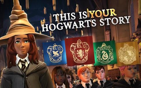 Harry Potter Hogwarts Mystery 9
