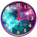 Glitter Clock icon