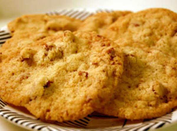 Pecan Crisp Cookies !  Flavors Of Cape Cod Recipe
