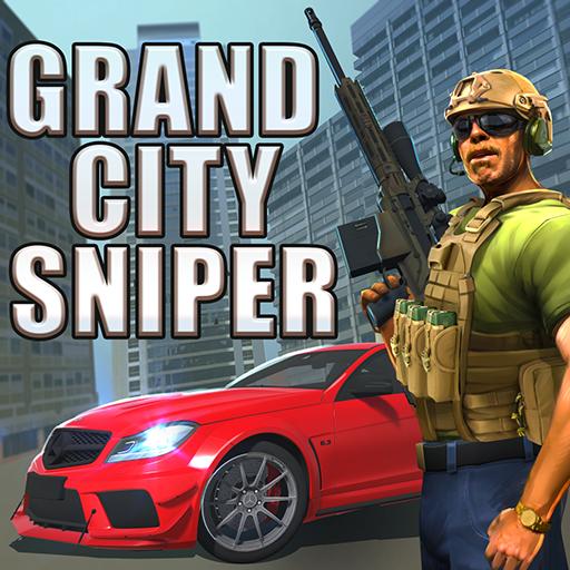 Grand City Sniper in San Andreas