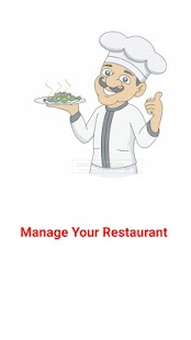 Manager Your Restaurant - náhled