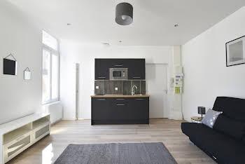 Studio meublé 27,27 m2