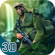Real Commando Force Mission 3D