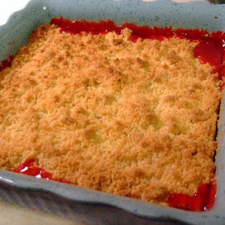 Cherry Crisp With Cherry Pie Filling Recipes