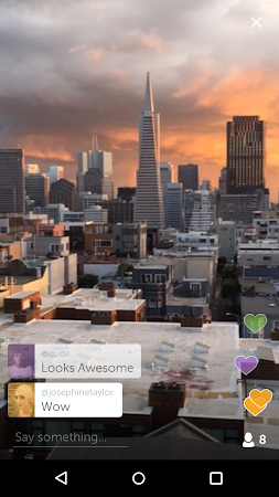 Periscope 1.0.4.1 screenshot 13386