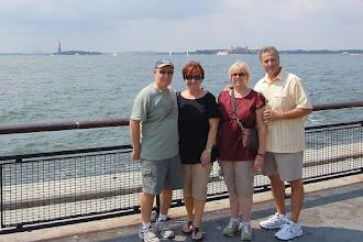 Photo: Bob, Pat, Pat, Steve