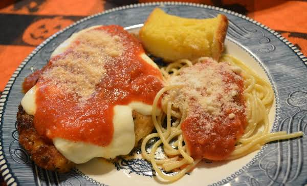 Chicken Parmigiana Recipe