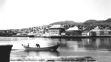 Photo: The dory, basic fishing boat and water transport