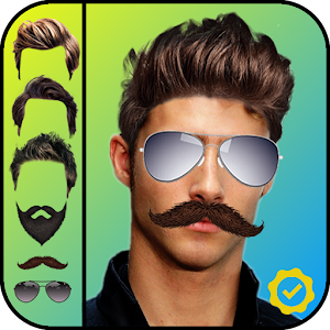Mens Hair Styler And Mustache Android Apps On Google Play - Mens hairstyle generator app