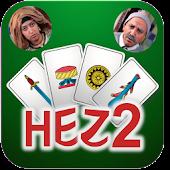 لعبة الأوراق Hez2