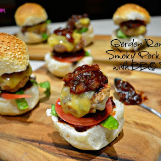 Gordon Ramsay's Smoky Pulled Sliders.