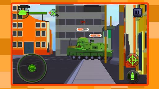 タンクバトル: 戦争の雷3D