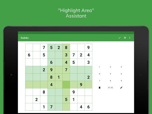 Sudoku - Free & Offline 2.2.2 screenshots 11