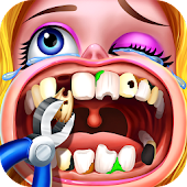 Mad Dentist 2 - Kids Hospital Simulation Game