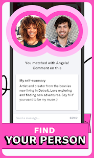 OkCupid - Best Online Dating App for Great Dates Screenshot