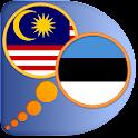 Estonian Malay dictionary icon