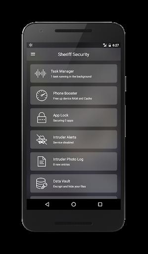 Sheriff Security  screenshots 1