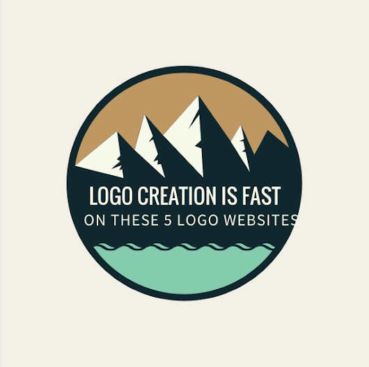 Logo Made Fast And Easy With Below 5 Websites