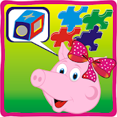 Happy Pig and puzzles