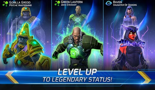 DC Legends 1.26.10 Mod (DEFENSE / DMG MULTIPLE) 3