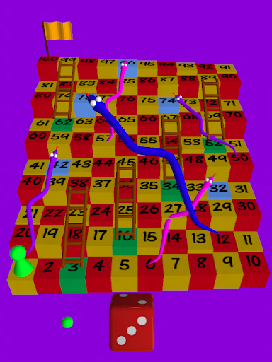 Snakes And Ladders 3D no ads