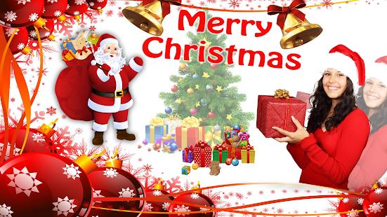 Christmas Photo Frames Pro - náhled