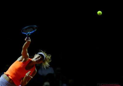 Tennis: Pas de Roland Garros pour Sharapova