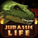 Jurassic Life: T Rex Simulator icon