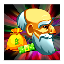 Crazy Grandpa Running Game file APK Free for PC, smart TV Download