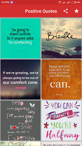 Positive Quotes 1.2.1 screenshots 3