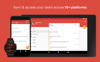 Todoist: To-Do List, Tasks & Reminders APK screenshot thumbnail 4