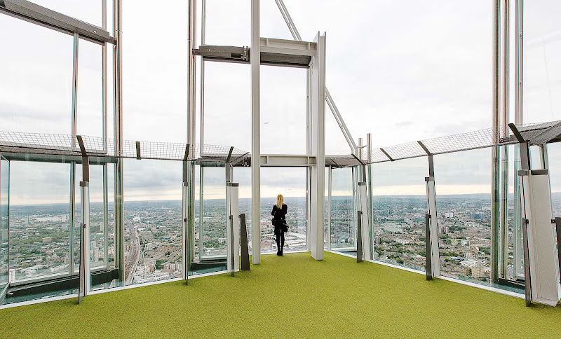 The view from the Shard di davide fantasia