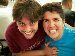Photo: Antonio - so good to see you friend!