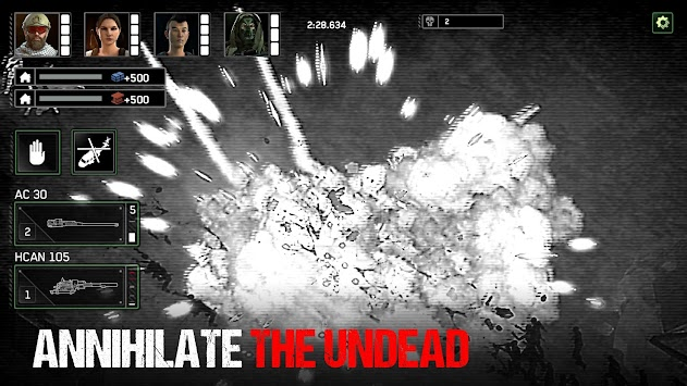 Zombie Gunship Survival APK screenshot thumbnail 4
