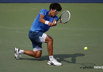 Hyeon Chung continue d'épater