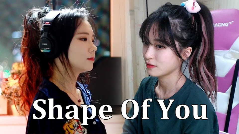 jfla shape of you