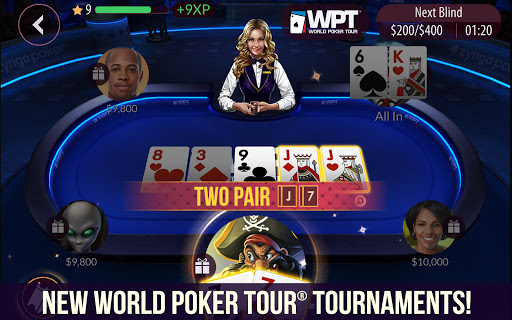 Zynga Poker screenshot 6