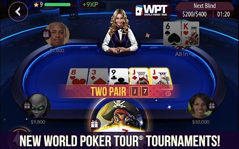 Zynga Poker – Free Texas Holdem Online Card Games 6