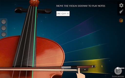 Violin : Magical Bow 20171227 screenshots 20