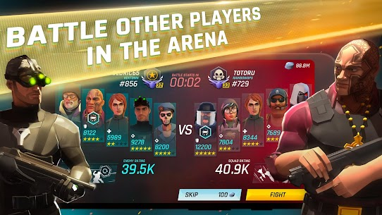 Tom Clancy's Elite Squad Apk Download For Android and Iphone 3