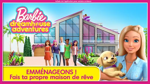 Barbie Dreamhouse Adventures fond d'écran 1