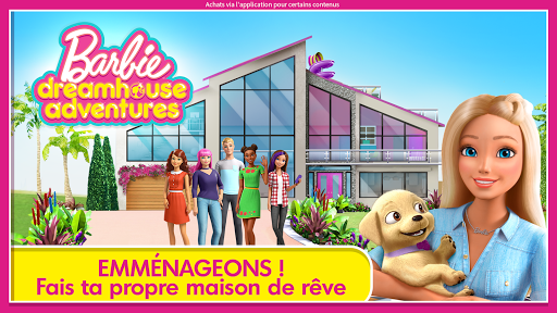 Barbie Dreamhouse Adventures astuce APK MOD capture d'écran 1